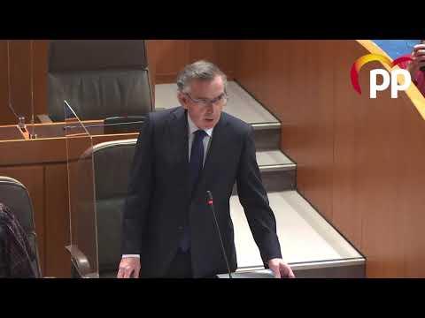 Beamonte ofrece el apoyo del PP para llevar a cabo un plan económico integral