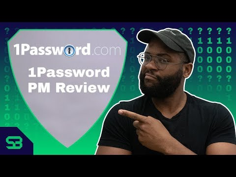 1Password Password Manager Review