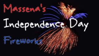Massena (NY) United States  city photo : Independance Day Fireworks at Massena, NY