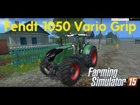 FENDT 1050 VARIO GRIP V4.4 BY STEPH33