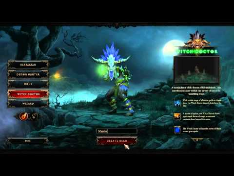 Diablo 3: Redesigned User Interface - Beta Patch 5