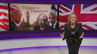 Video Keep Calm and Ignore Trump's Tweets | June 7, 2017 Act 1 | Full Frontal on TBS MP3, 3GP, MP4, WEBM, AVI, FLV Januari 2018