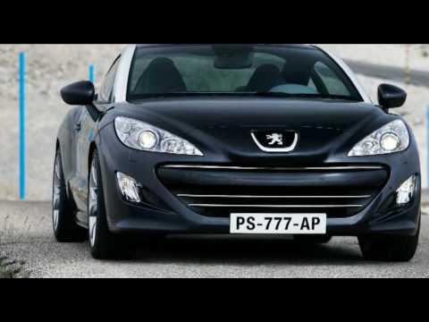 Najpiękniejszy – Peugeot RCZ