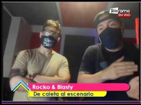 Live Show Rocko & Blasty - Tres Dedos