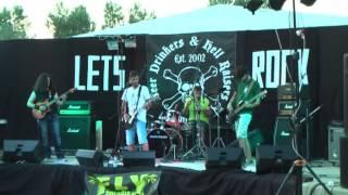 LET'S ROCK FESTIVAL 2015 - SALTO MORTALE