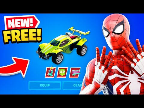 NEW *FREE* GIFTS for EVERYONE in Fortnite! (How To Claim)