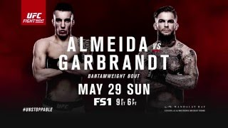 Fight Night Las Vegas: Cody Garbrandt - Building a Legacy by UFC