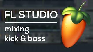 Video FL Studio Tutorial - Mixing Kick and Bass Like a Pro MP3, 3GP, MP4, WEBM, AVI, FLV Juni 2018