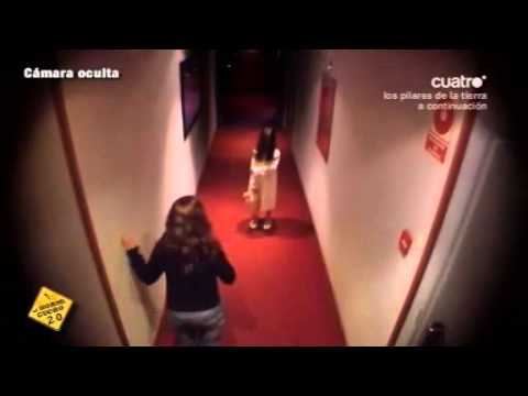 Ghost Girl Prank
