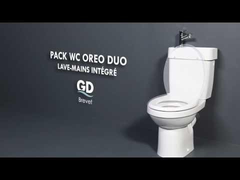 comment monter un wc sortie verticale