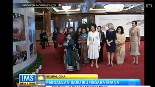 Video Kegiatan Ibu Iriana saat mendampingi Presiden Jokowi pada KTT Apec di Cina - IMS MP3, 3GP, MP4, WEBM, AVI, FLV Januari 2018