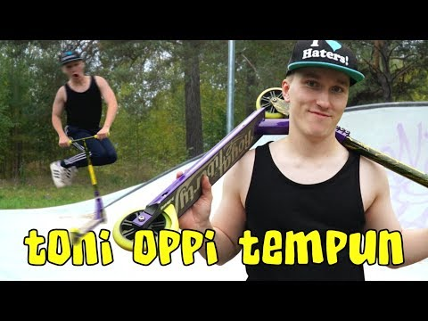 TONIN SCOOTTI VIDEO 2