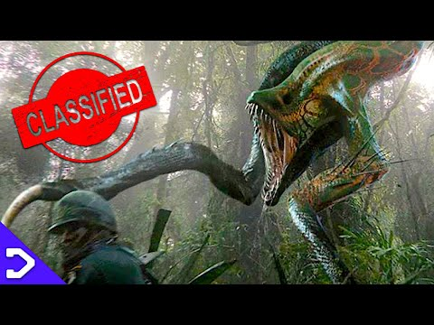 ALL The TERRIFYING Monsters Of Skull Island! - Godzilla VS Kong LORE