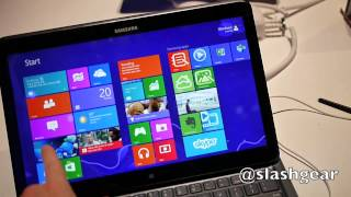 Samsung ATIV Q Hybrid Tablet/notebook With Windows 8 And Android
