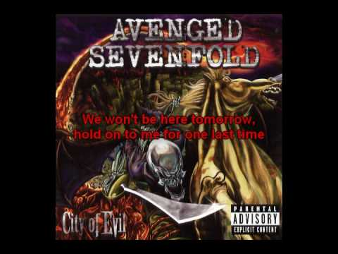 Avenged Sevenfold - The Wicked End Lyrics online metal music video by AVENGED SEVENFOLD