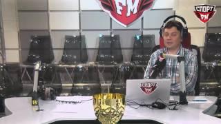 Гастрономический футбол от Василия Уткина и Игоря Кытманова