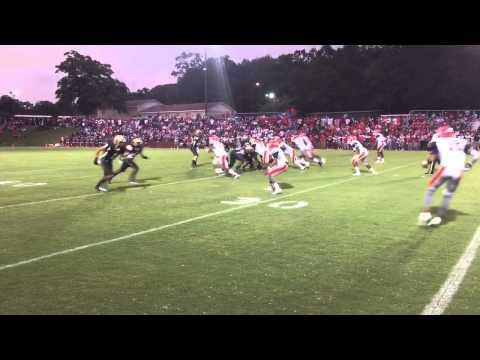 Mary Persons vs. Jackson High School Football