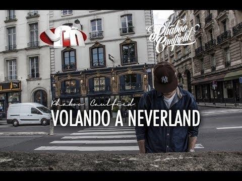 "Phaboo Caulfield – ""Volando a Neverland"" [Videoclip]"