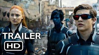 X-Men: Apocalypse Official Trailer #1 (2016) Jennifer Lawrence, Michael Fassbender Movie HD