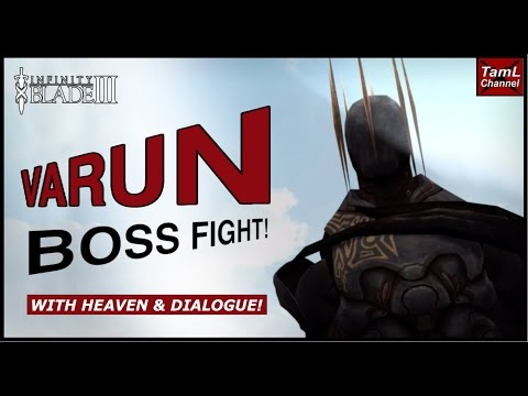 varuns tutorial - Check out my boss battle with Infinity Blade 3 Varun level 71K plus hear the dialogue and see Heaven! Links - Varun Stepbacks - http://youtu.be/bs-DcCQC69c?l...
