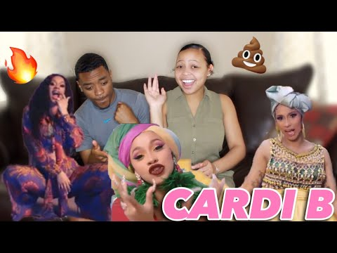 Video CARDI B. BAD BUNNY & J BALVIN- I LIKE IT (OFFICIAL MUSIC VIDEO) REACTION download in MP3, 3GP, MP4, WEBM, AVI, FLV January 2017
