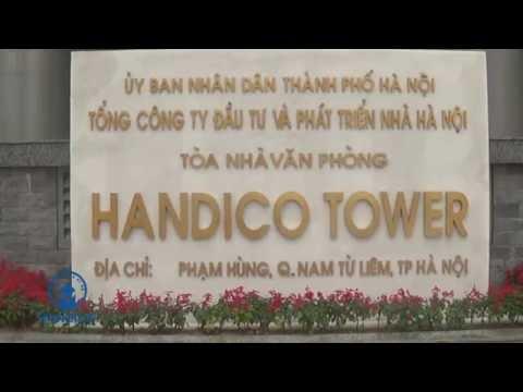 Handico Tower, Tổ hợp văn phòng và Kinh doanh Thương mại