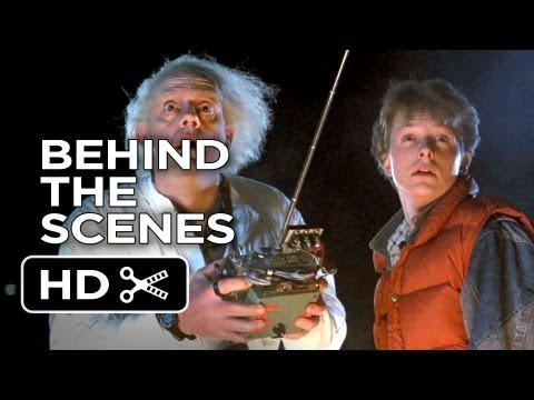 A Back to the Future Behind the Scenes look