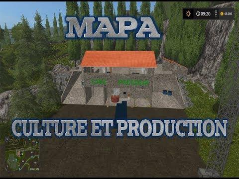 PACK Cultures et Production v1.0
