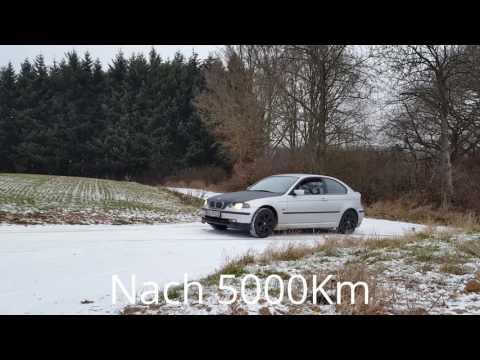 Ulter Sportauspuff BMW 316ti Compact E46