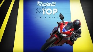 2017 Top Bikes Pack DLC