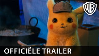 POKÉMON Detective Pikachu | Officiële Trailer 1 NL | 8 mei in de bioscoop