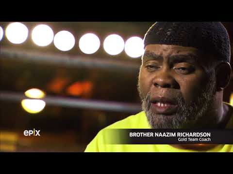 Catch the Season premiere of The CONTENDER - We're All Fighting for Something - EPIX