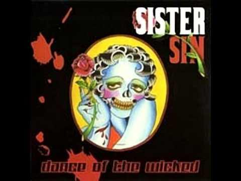 Tekst piosenki Sister Sin - Kiss the Sky po polsku