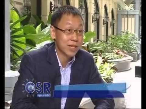 การจัดกระบวนทัพ CSR