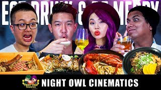 Video FOOD KING: EAT, DRINK, & BE MERRY (SEASON 2!) MP3, 3GP, MP4, WEBM, AVI, FLV September 2018