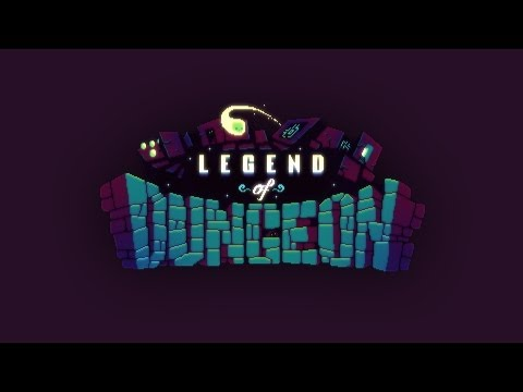 Legend of Dungeon - Legend of Party Release Trailer