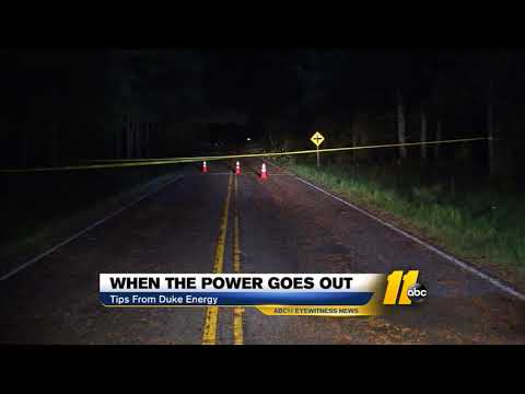 Power outages reported: Here's what you need to do