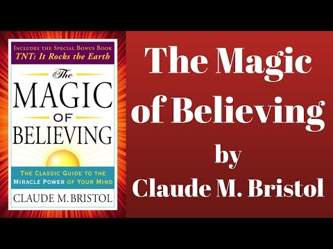 🧠 Mind Power - The Magic of Believing by Claude M. Bristol Full Audiobook   Motivational AudioBooks