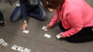 Number Line Relays