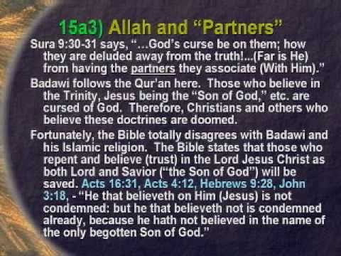 Answering Islam #9: Muslim Denial of Christ's Crucifixion & Resurrection; Qur'anic Contradictions