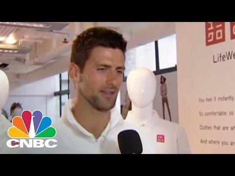 Tennis Star Novak Djokovic On Equal Pay   CNBC