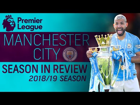 Manchester City's 2018-19 Premier League season in review | NBC Sports