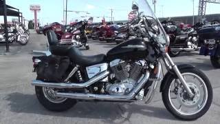 7. 000870 - 2006 Honda Shadow Spirit VT1100C - Used motorcycles for sale