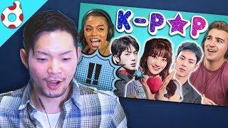 Video Koreans react to 'College kids react to K-POP' (FBE) MP3, 3GP, MP4, WEBM, AVI, FLV Juni 2019