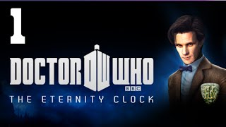 Unravel the mystery of The Eternity Clock and stop its deadly path of destruction before it's too late. Equipped with the Doctor's ...