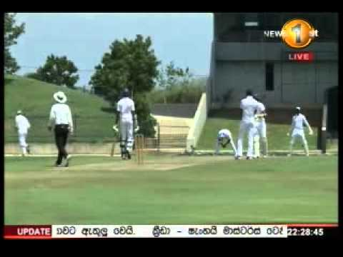Tharanga 56 & Jayawardena 48 vs New Zealand, ICC Champions Trophy, 2006