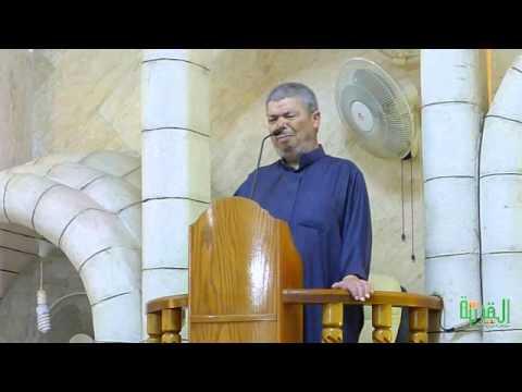 خطبة الجمعة لفضيلة الشيخ عبد الله 16/5/2014