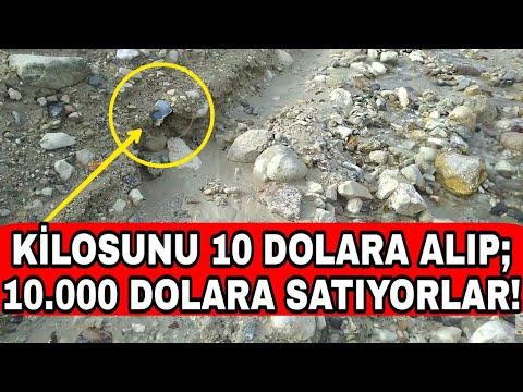 KİLOSUNU 10 DOLARA  ALIP  10.000 DOLARA  GERİ SATİYORLAR!!!