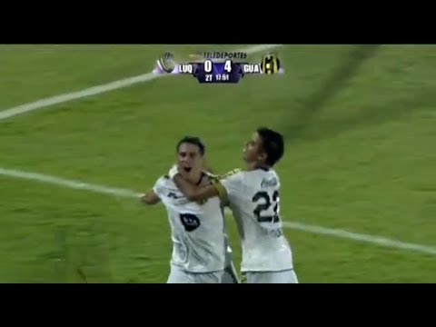 Thunderbolt from Jorge Mendoza - Sportivo Luqueno vs Guarani
