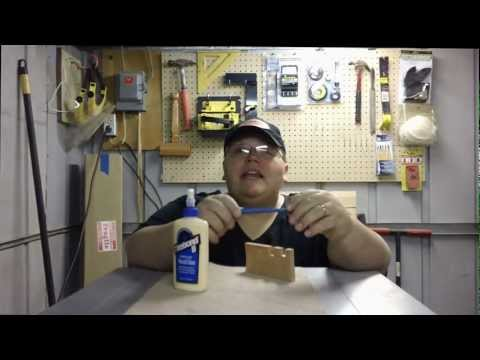 Rockler Silicone Mini Glue Brush Review: Summers Woodworking